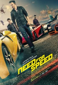 Affiche de Need for Speed