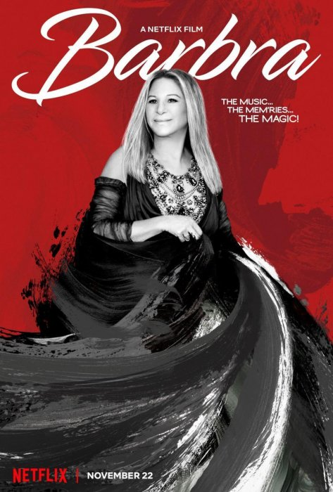 Barbra: The Music...The Mem'ries...The Magic! : Affiche