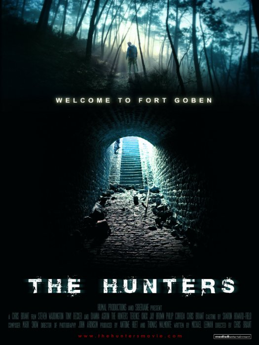 The Hunters : Affiche