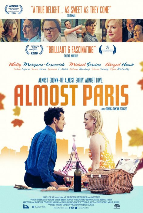 Almost Paris : Affiche