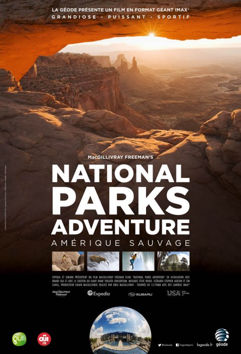 National Parks Adventures : Affiche