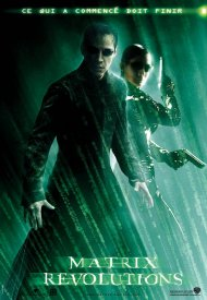 Affiche de Matrix Revolutions