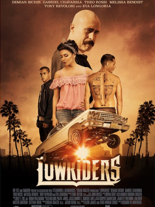 Lowriders : Affiche