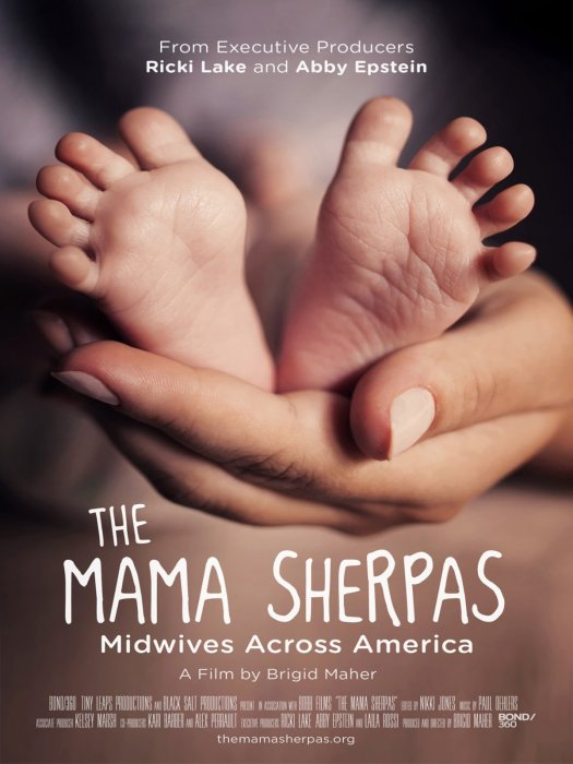 The Mama Sherpas : Affiche