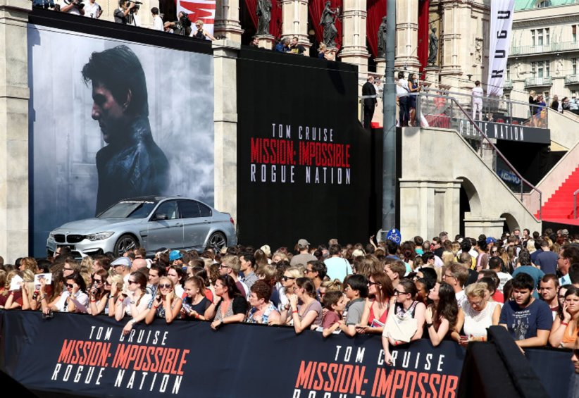 Mission: Impossible - Rogue Nation : Photo promotionnelle