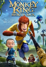 Affiche de Monkey King: Hero Is Back