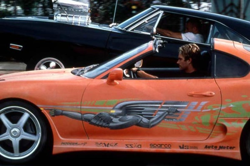 Fast & Furious : Photo Paul Walker
