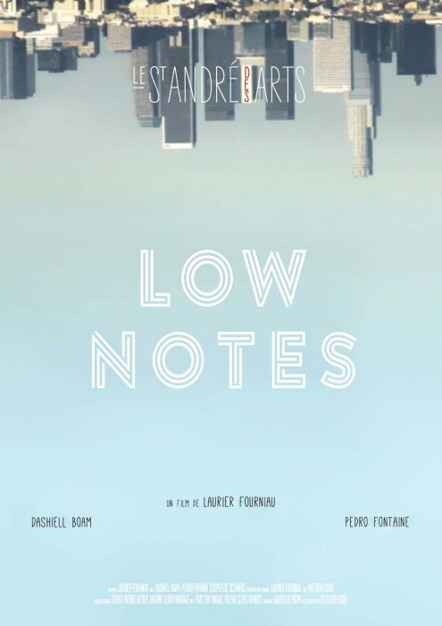 Low Notes : Affiche