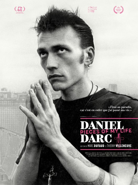 Daniel Darc, Pieces of My Life : Affiche