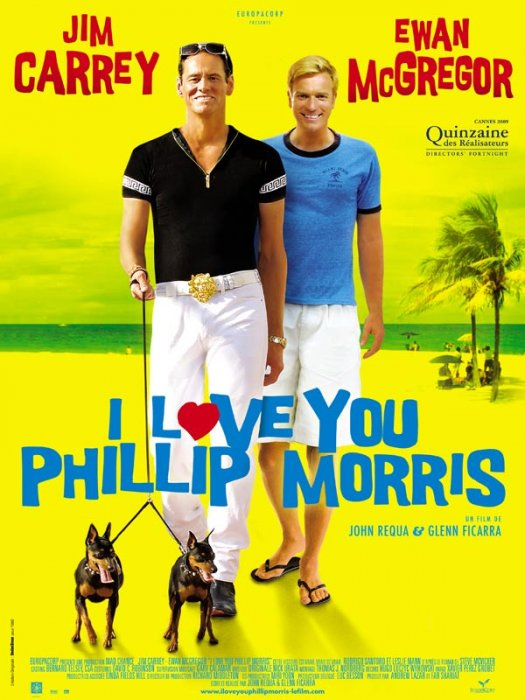 I Love You Phillip Morris : Affiche