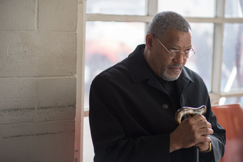 Last Flag Flying : Photo Laurence Fishburne