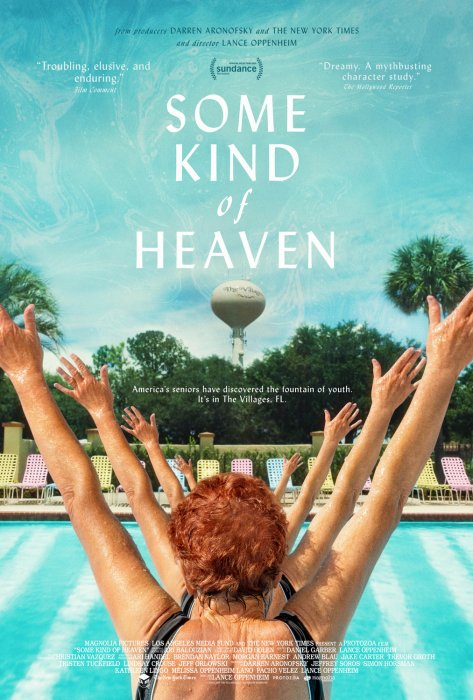 Some Kind of Heaven : Affiche