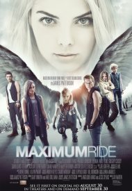 Affiche de Maximum Ride