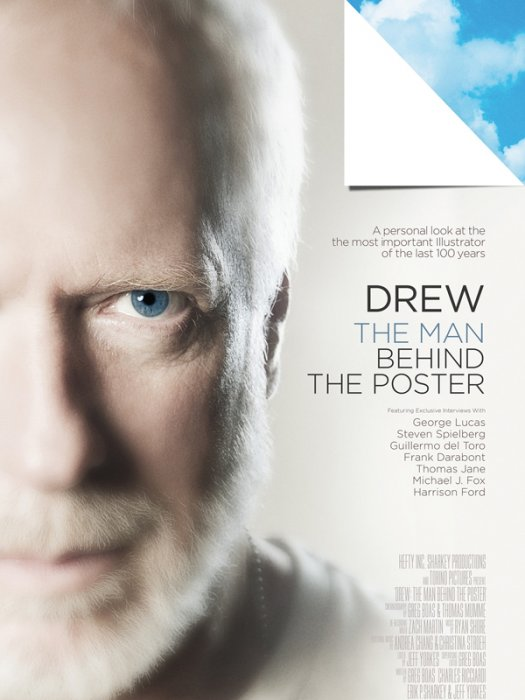 Drew: The Man Behind the Poster : Affiche