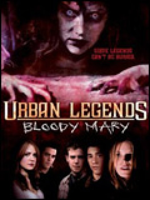 Urban Legends: Bloody Mary : Affiche