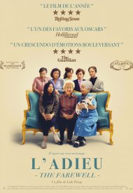 Affiche de L'Adieu (The Farewell)