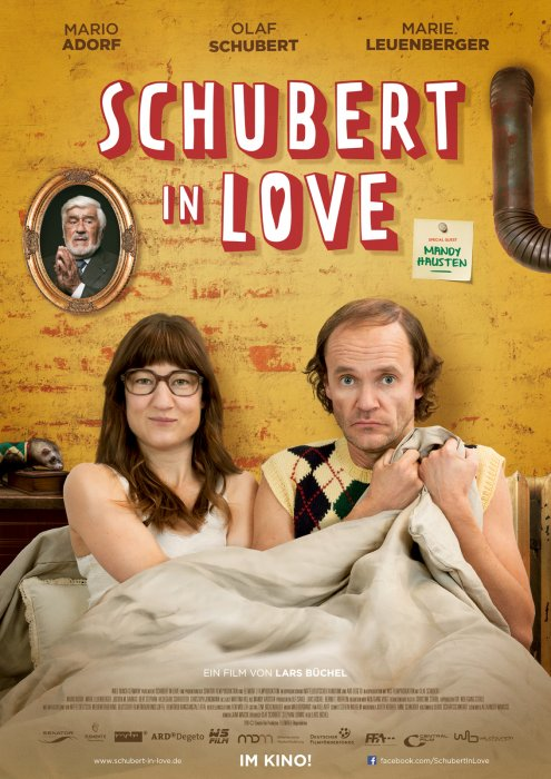 Schubert In Love : Affiche