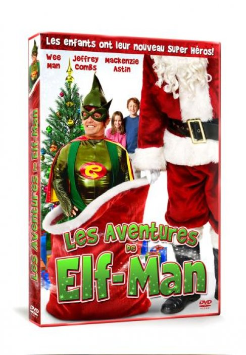 Les Aventure de Elf Man (TV) : Affiche