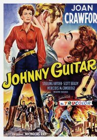 Affiche de Johnny Guitare