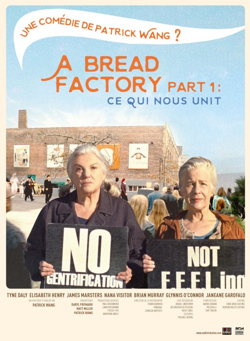 A Bread Factory Part 1 : Ce qui nous unit : Affiche