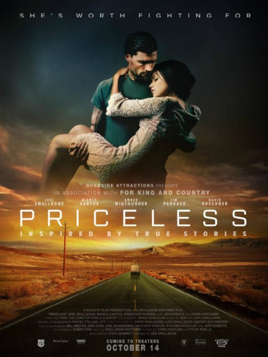 Priceless : Affiche