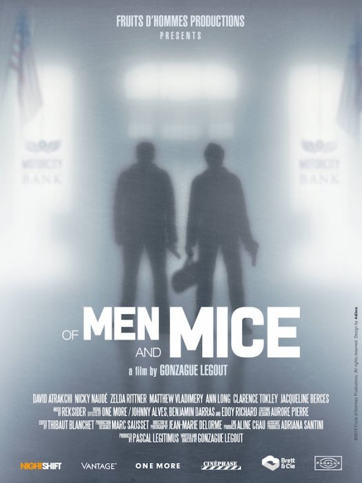 Of Men and Mice : Affiche