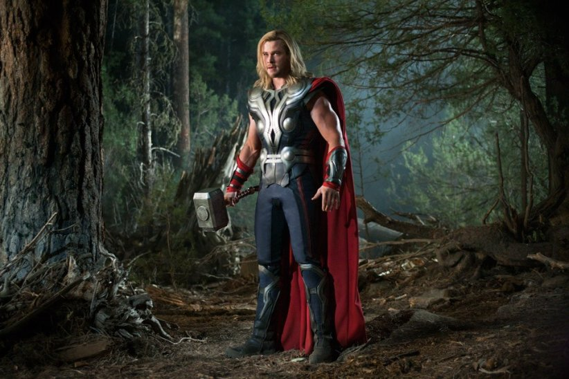 Avengers : Photo Chris Hemsworth