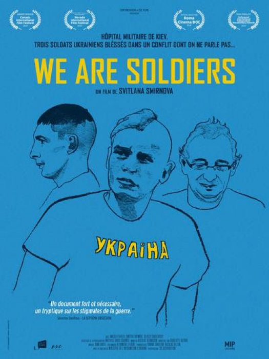 We Are Soldiers : Affiche