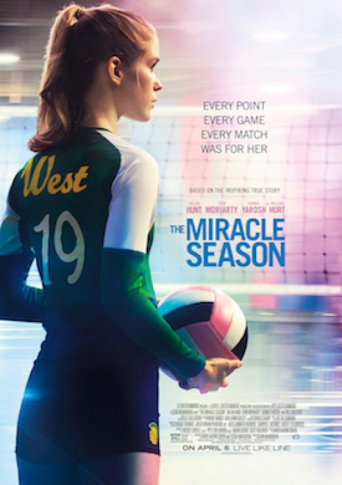 The Miracle Season : Affiche