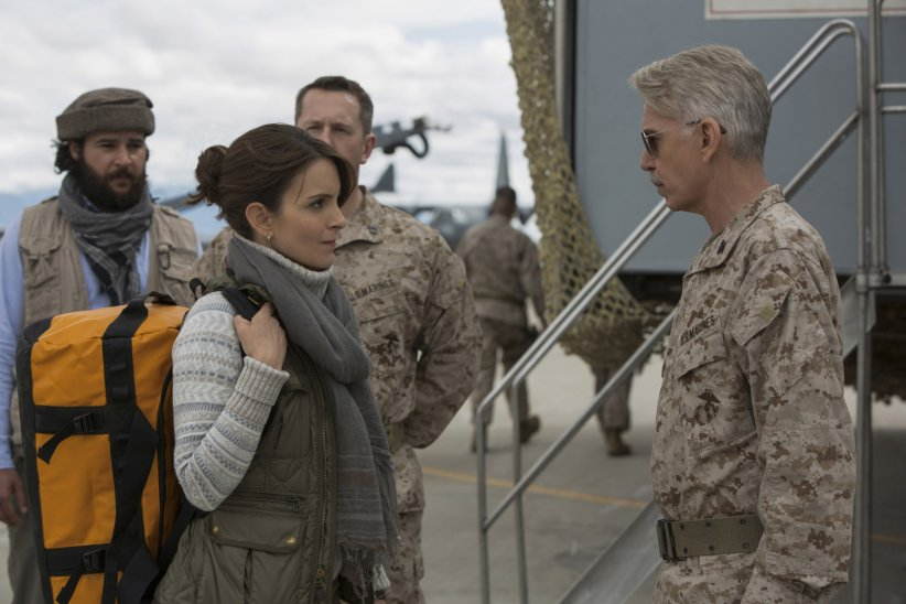 Whiskey Tango Foxtrot : Photo Billy Bob Thornton, Christopher Abbott, Tina Fey