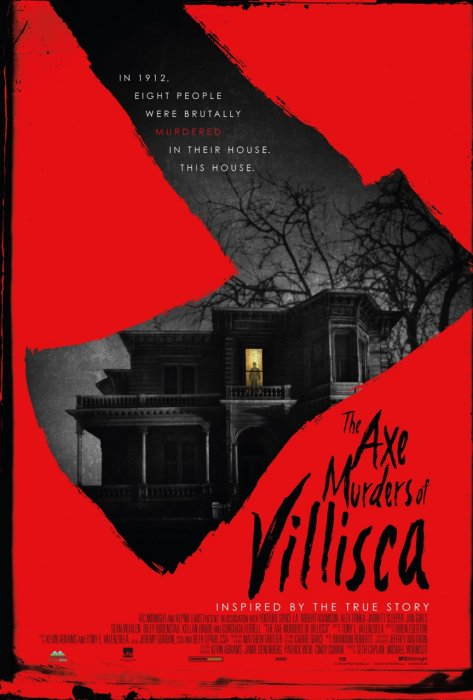 The Axe Murders Of Villisca : Affiche
