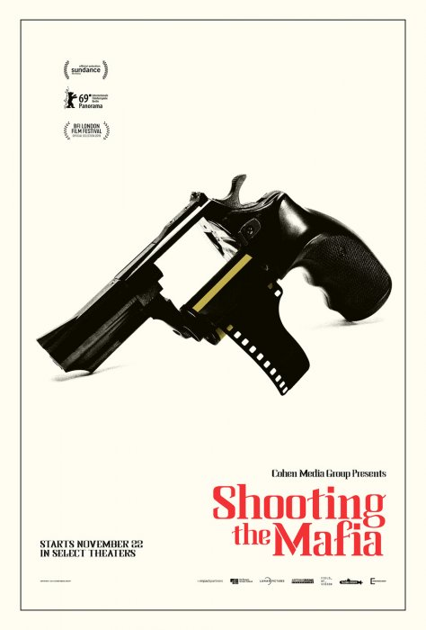 Shooting the Mafia : Affiche