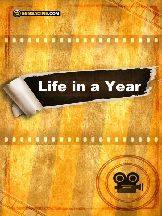 Life in a Year : Affiche