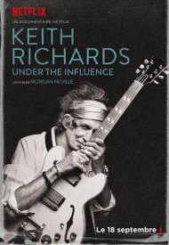 Affiche de Keith Richards: Under the Influence