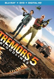 Affiche de Tremors 5: Bloodlines