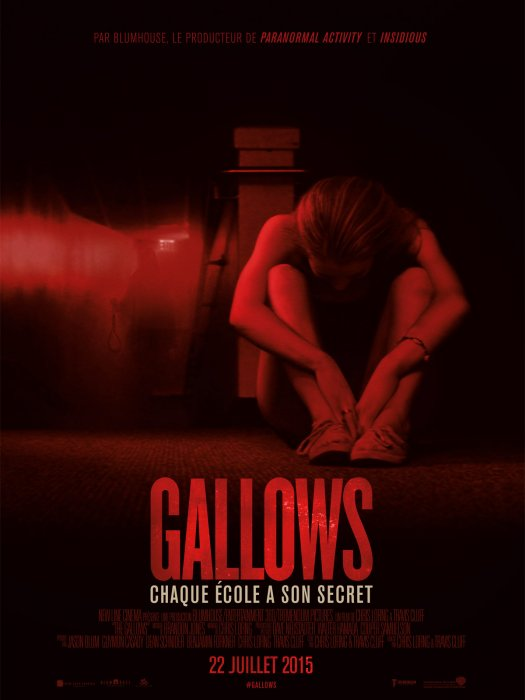 Gallows : Affiche