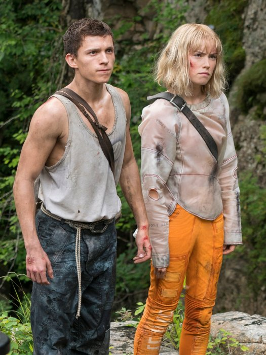 Chaos Walking : The Knife of Never Letting Go : Affiche