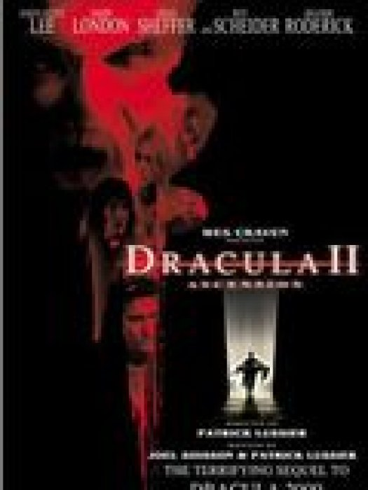 Dracula II: Ascension : Affiche