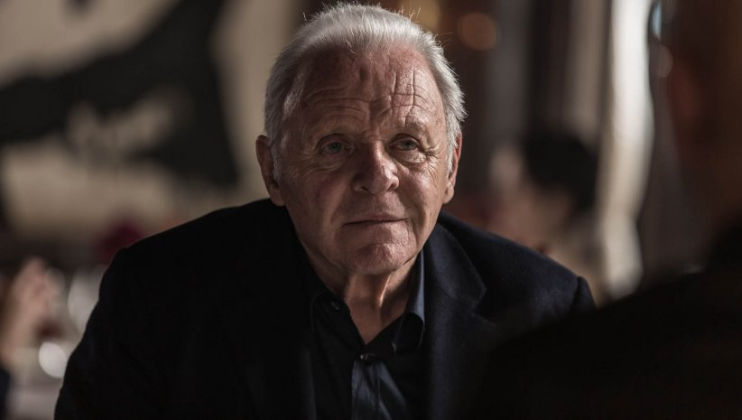 No Way Out : Photo Anthony Hopkins