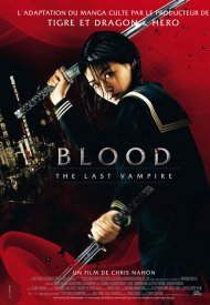 Affiche de Blood: The Last Vampire
