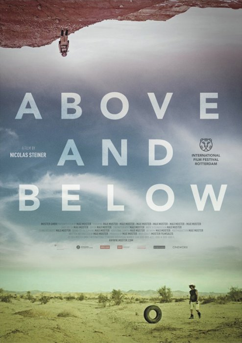 Above and Below : Affiche