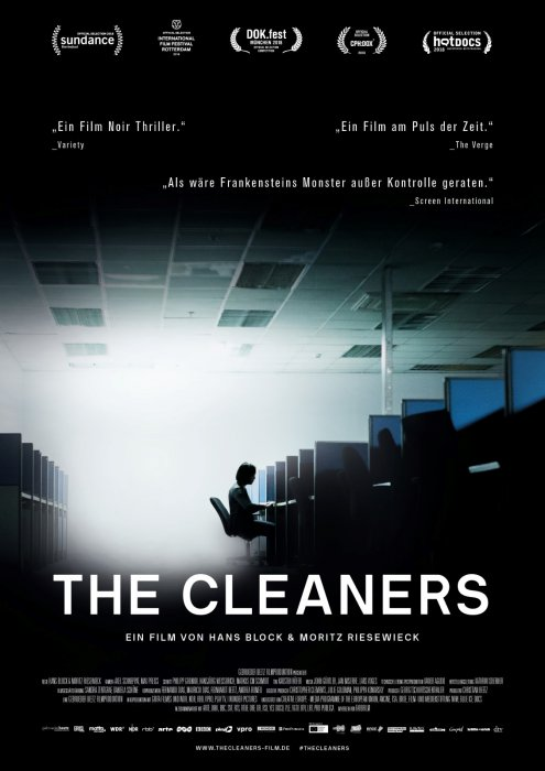 The Cleaners : Affiche