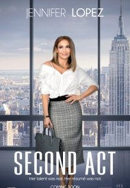 Affiche de Second Act