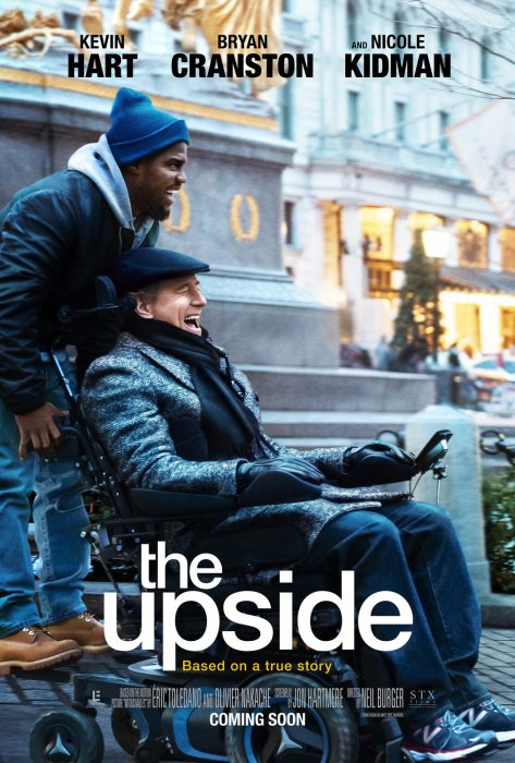 The Upside : Affiche