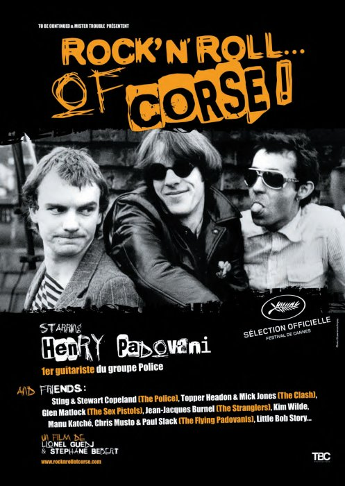 Rock'n'roll... Of Corse! : Affiche