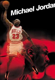 Affiche de Michael Jordan to the max
