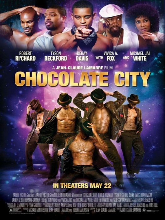 Chocolate City : Affiche