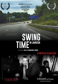 Affiche de Swing Time in Limousin