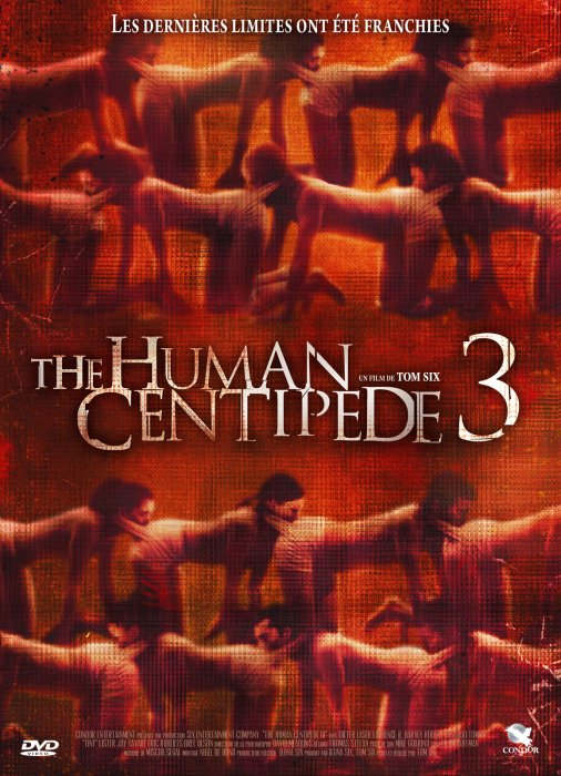 The Human Centipede III (Final Sequence) : Affiche