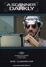 Affiche de A Scanner Darkly
